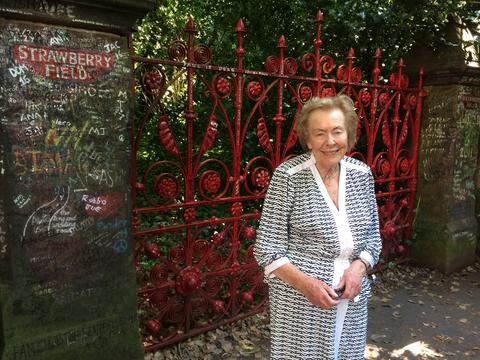 Lady Judy Martin, OBE